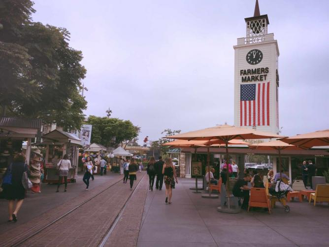 The Best Farmers Markets In LA