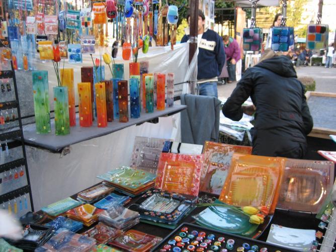 La Feria de la Recoleta   © Libby Dowdall/Flickr