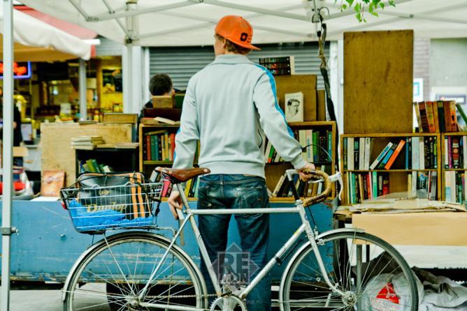 Temple Bar Book Market © Remon Rijper/Flickr