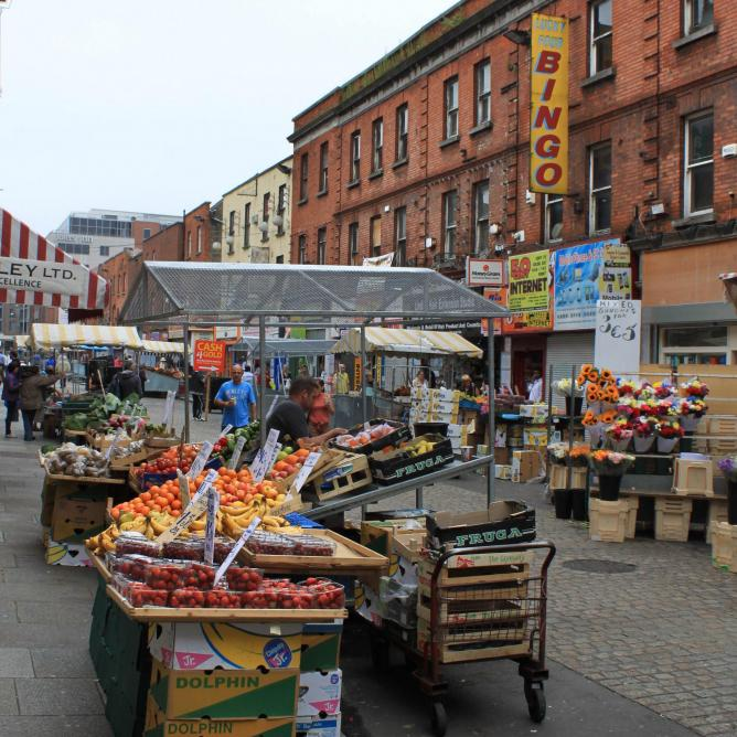 The 5 Best Markets In And Around Dublin