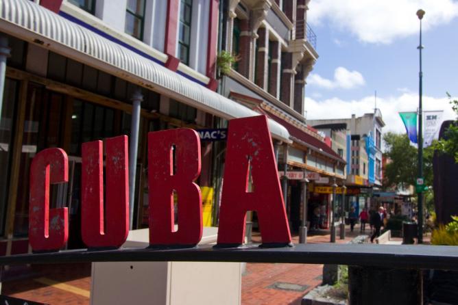 The Best Places To Eat On Cuba St Wellington