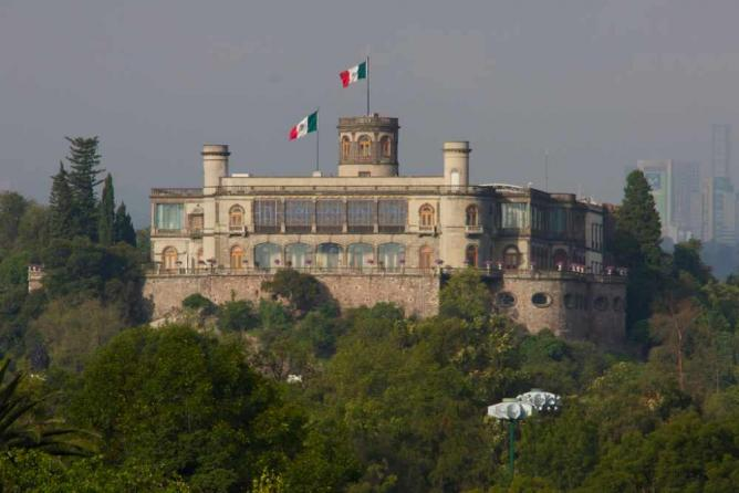 Chapultepec Castle | © Lion/Flickr