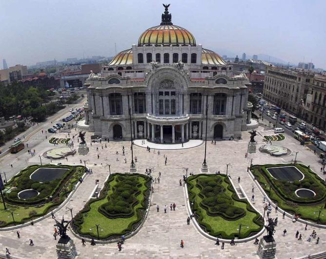 The Palacio de las Bellas Artes | © Carolina López/WikiCommons