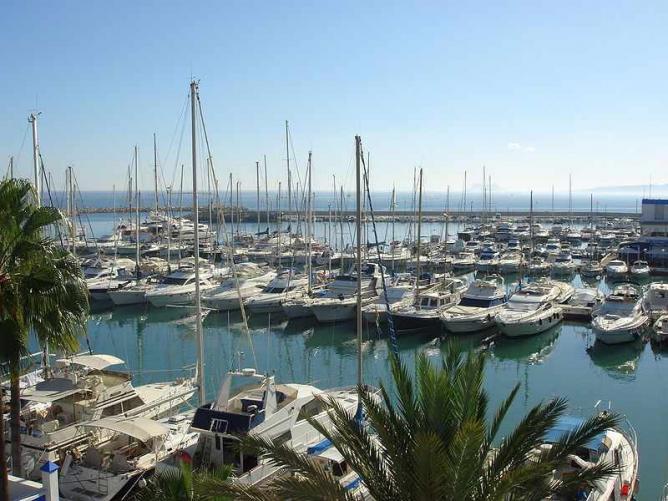 Puerto de Estepona | © __Lolo__/WikiCommons