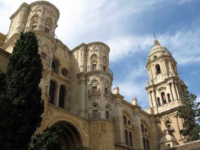 The Catedral de la Encarnación de Málaga I © Olaf Tausch/WikiCommons
