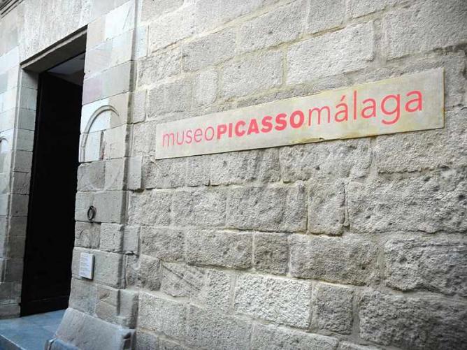 The Museo De Picasso on the Plaza De La Merced I © Llecco/WikiCommons