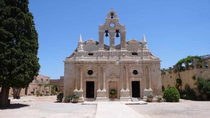 Holy Monastery of Arkadi   © Prekario/WikiCommons
