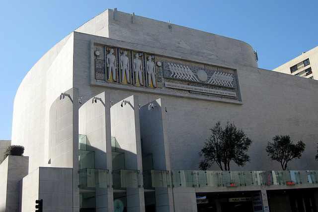 Nob Hill Masonic Center   © Wally Gobetz/ Flickr
