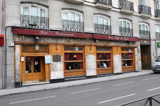 Café Gijón   © Roberto García/WikiCommons