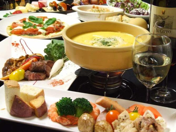 Cheese fondue | © Courtesy of Orion