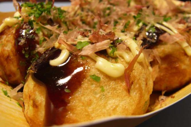 Takoyaki | © itchys/Flickr