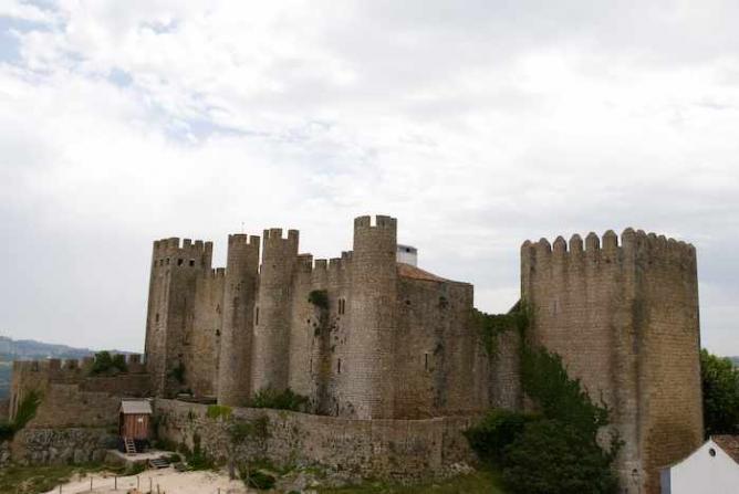 Castelo de Óbidos © Drakulina_ak/Flickr