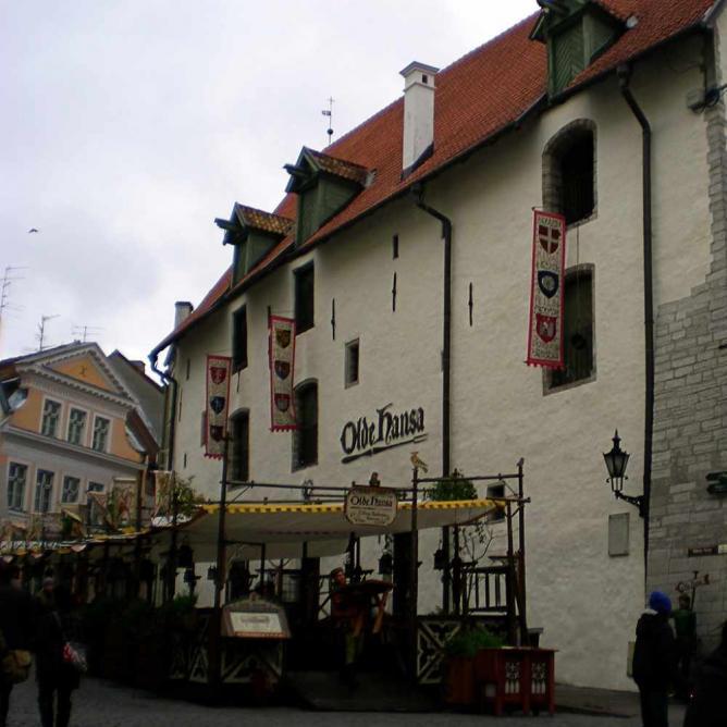 Best Restaurants In Tallinn Old Town