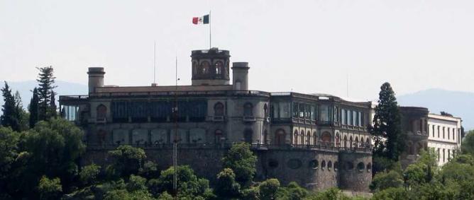 Chapultepec Castle   © Cvmontuy/WikiCommons