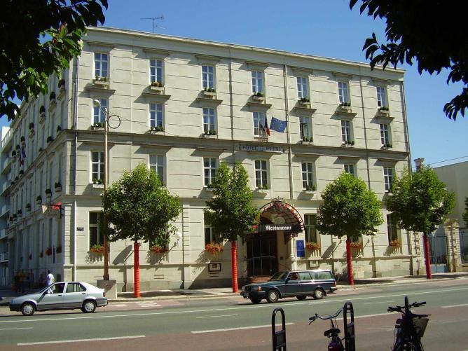 Hôtel d'Anjou | © Kamel15/WikiCommons
