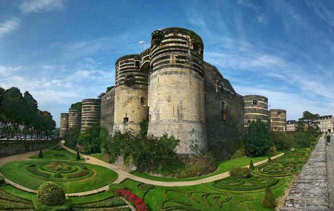 Château d'Angers   © Tango7174/WikiCommons