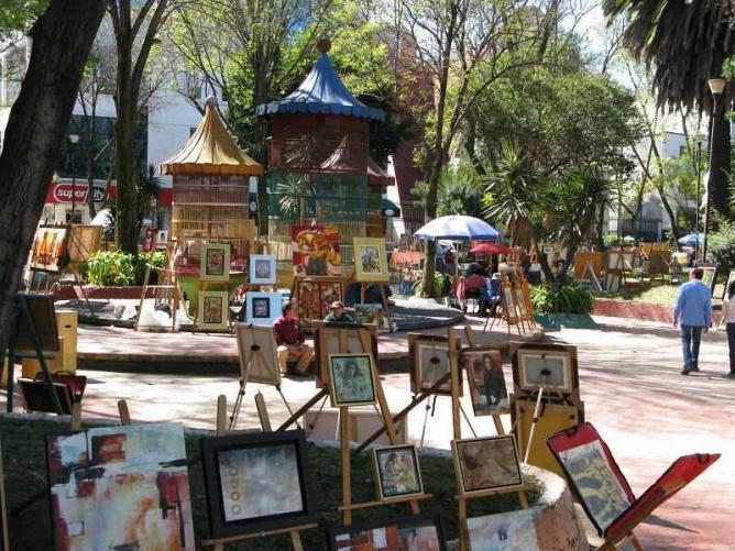 Jardín del Arte | © Agustin valero/WikiCommons