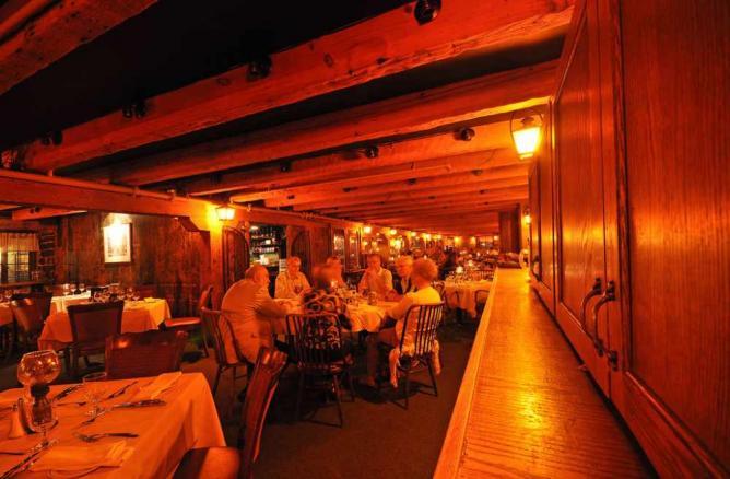 Gibby's Steakhouse   © Geoff Livingston/Flickr