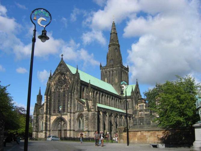 Glasgow Cathedral   © Michael Hanselmann/WikiCommons