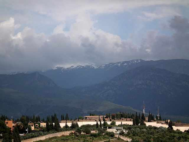 Sierra Nevada Mountains  © Fernando López/Flickr