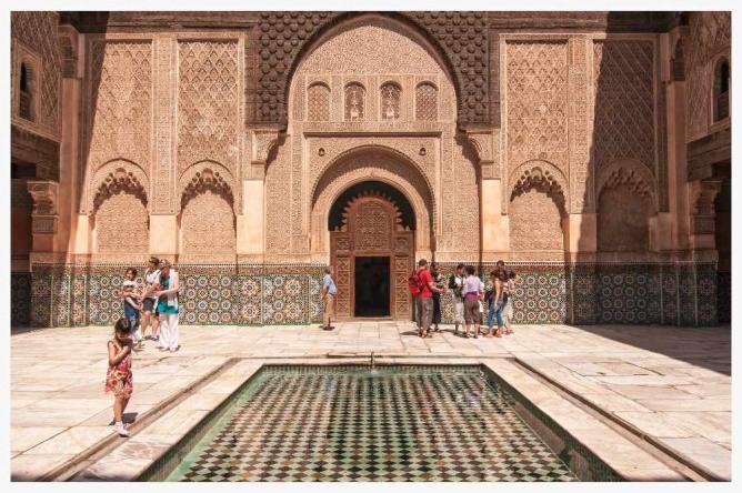 Ben Youssef Madrasa | © Andrea Moroni/Flickr
