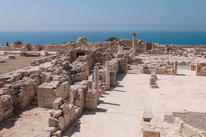 Kourion | © Michal Osmenda/WikiCommons