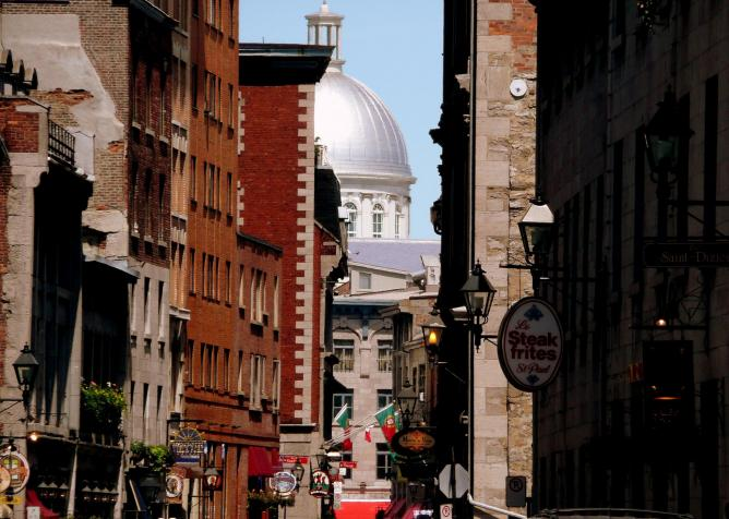 Old Montreal | © Kevin/Flickr