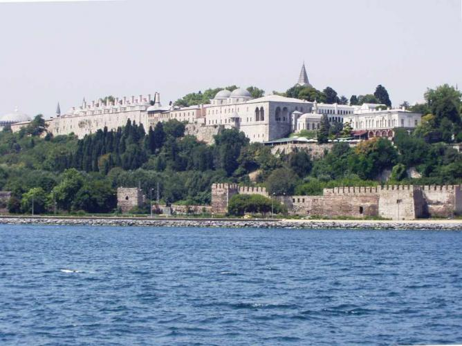 Topkapi Palace | © User:Talmoryair/WikiCommons