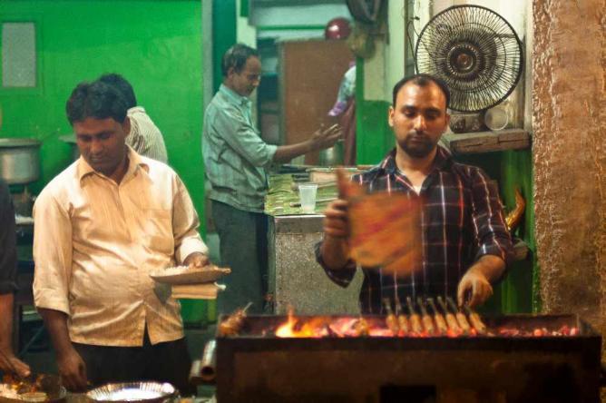 Azam's Mughlai   © Pankaj Kaushal/Flickr