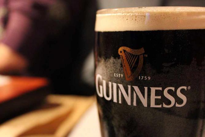 Pint of Guinness | © Morabito92/WikiCommons