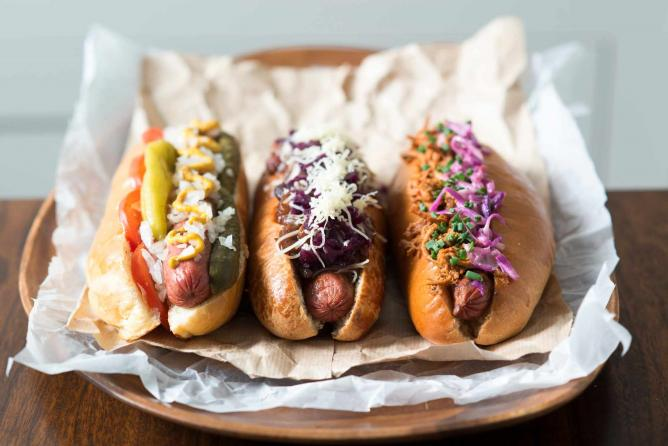 Hot Dogs | ©Top Dog