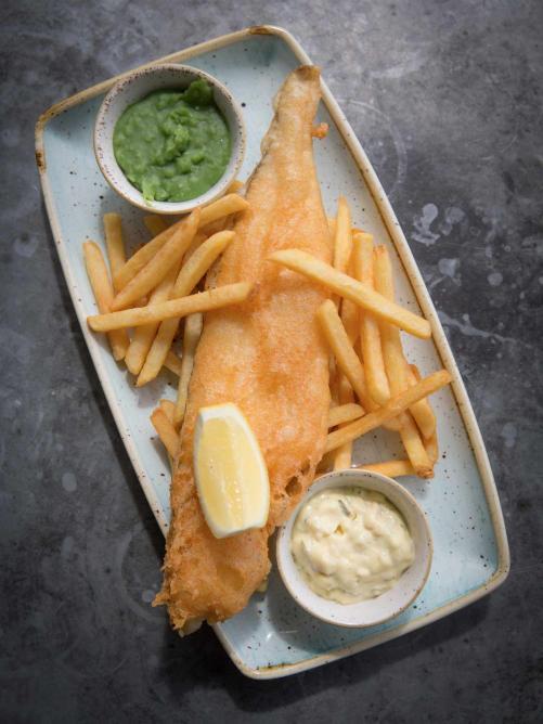 Fish and Chips | ©Vintage Salt