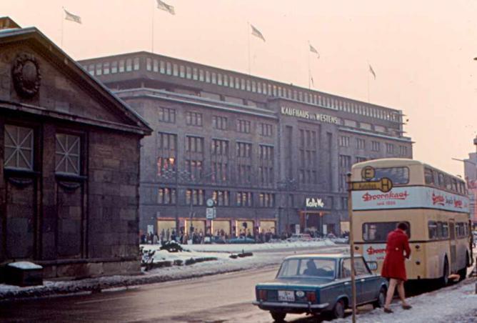 Kaufhaus des Westens | © Roger W/Flickr