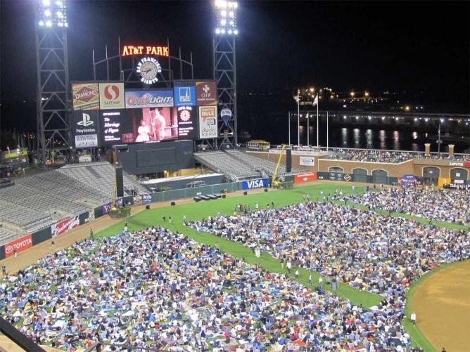 Opera at the Ballpark | Anita Hart