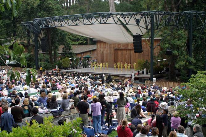 San Francisco Ballet at Stern Grove | James Bachleda