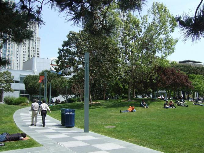 Yerba Buena Gardens | Sebastian Wallroth