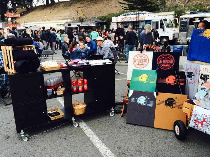 Off the Grid Merchandise for Sale | Off the Grid Fort Mason Center