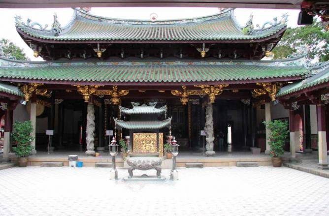 Thian Hock Keng Temple | © Terry Feuerborn/Flickr