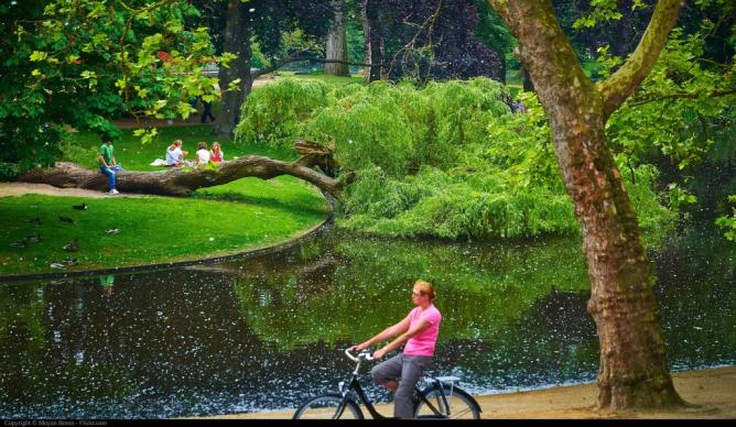 The most beautiful parks in amsterdam - Campsites in holland with swimming pool ...