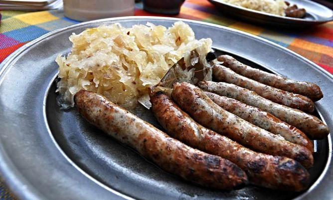 Franconian sausages I © Eviyani Lubis/WikiCommons