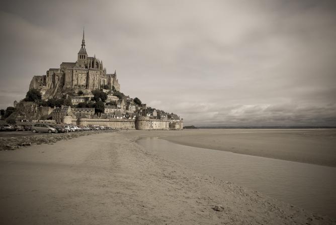 Mont Saint-Michel © Iker Etxebarria Urkaregi/Flickr