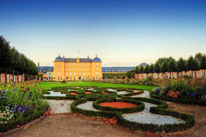 Schwetzingen Palace | © Wolfgang Staudt/WikiCommons