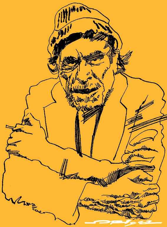Bukowski | © Origafoundation/WikiCommons