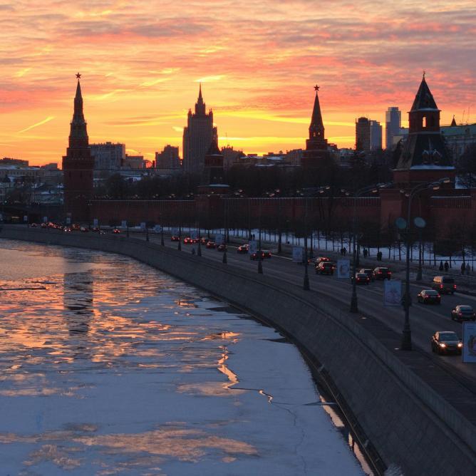 Moscow | © Gennady Grachev/Flickr