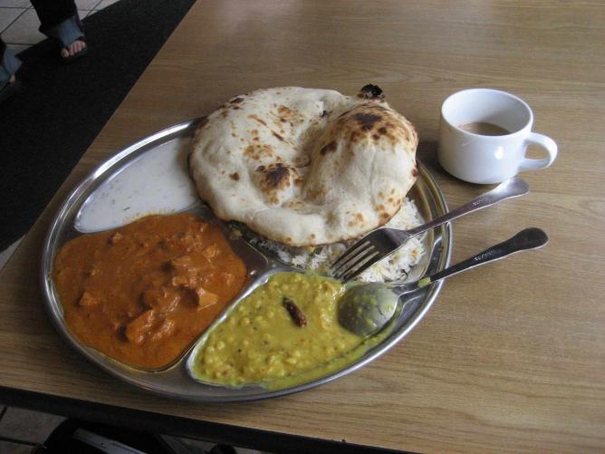 Lunch Special at Pakwan © Adam Engelhart/Flickr