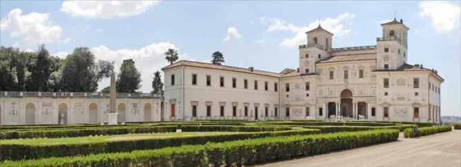 Villa Medici | Jean-Pierre Dalbéra/Flickr