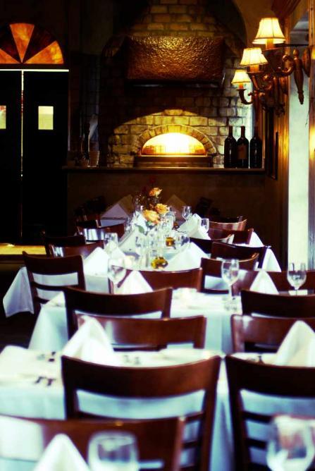 Interior of Arezzo | Courtesy of Arezzo Ristorante