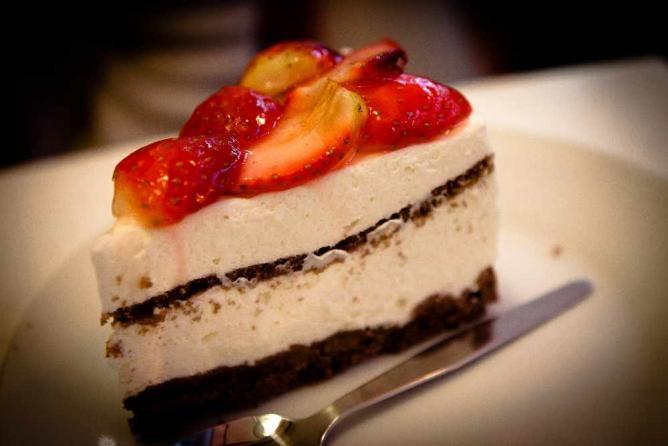 Strawberry pie   © Jirka Matousek/Flickr