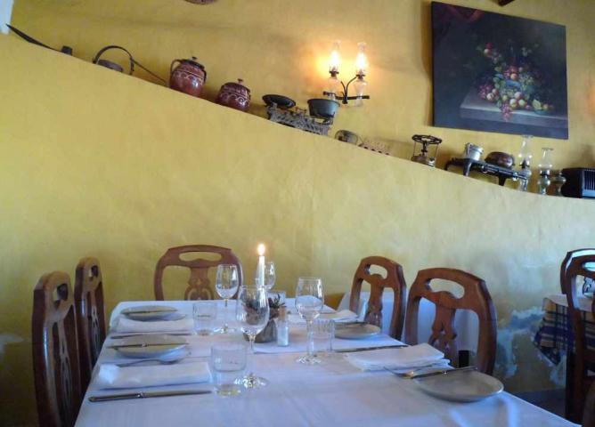 The Eira do Mel restaurant | © Michael Clarke/FlickR