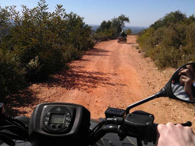 An Algarve quadbiking trip | © Byrion Smith/Flickr